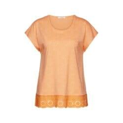 Cyell oranje shirt